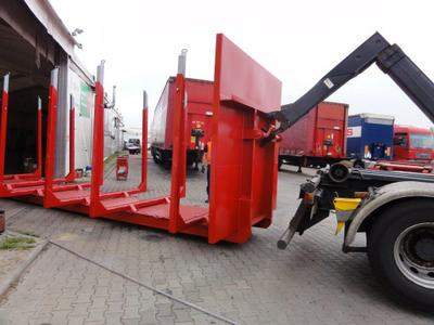 Timber Transport Trailers