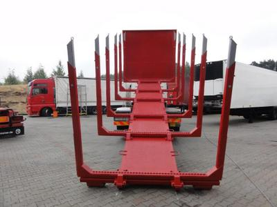 Stanchions Trailer